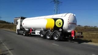 Газовоз компании Барс производство Эверласт(, 2016-03-11T13:26:55.000Z)