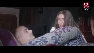 مشهد صدمة وإنهيار وعد لما عرفت بموت جوزها الدكتور