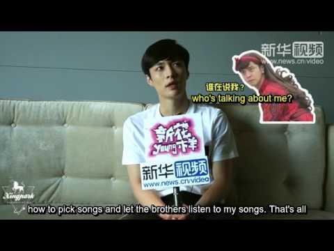 [兴吧_XingPark][EngSub] 160814 Er Yuehong SP Zhang Yixing Xinhua News.CN Interview 3