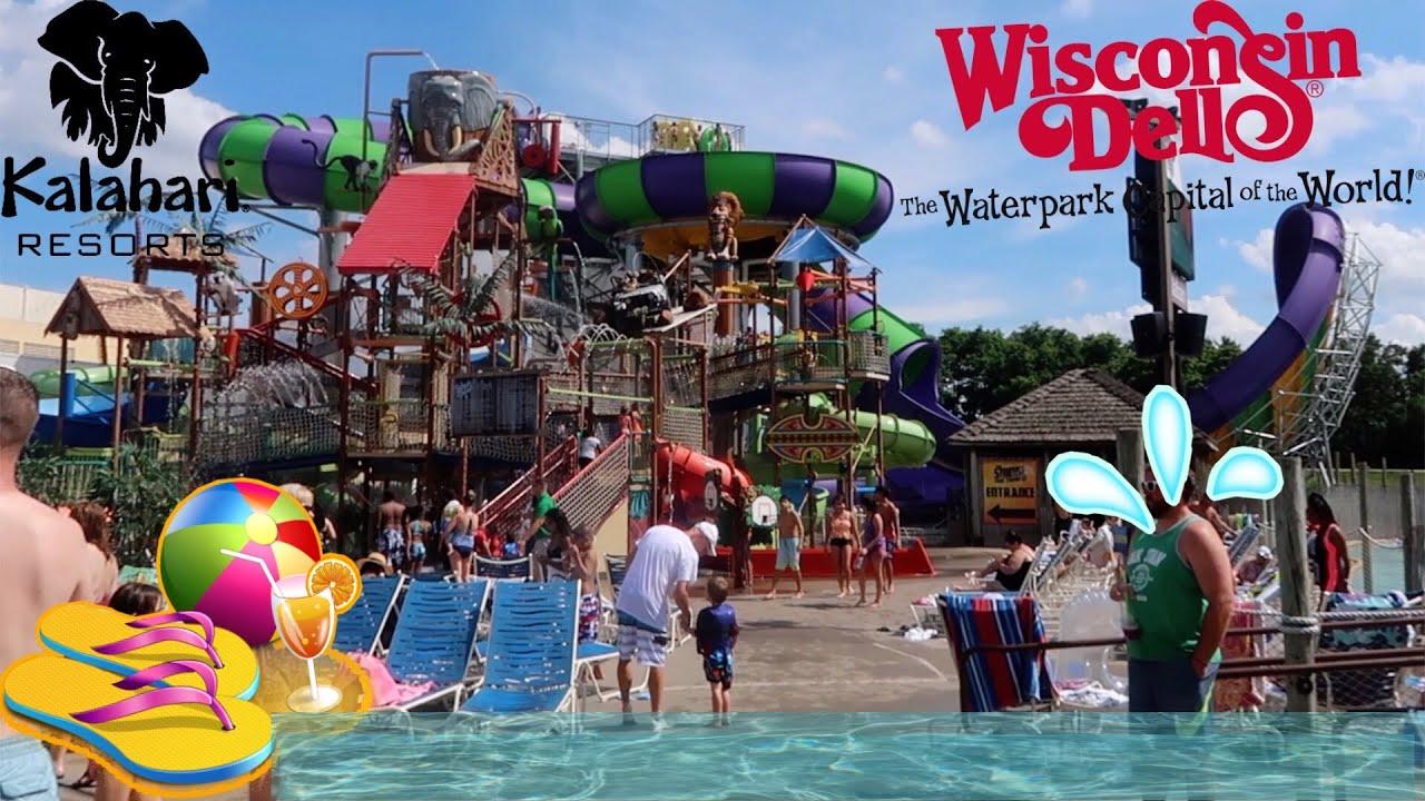 Wisconsin Dells Kalahari Resort Youtube