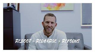 Reboot, recharge, refocus