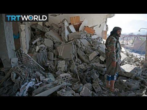 The War in Yemen: Saudi-led forces launch assault on Hudaida