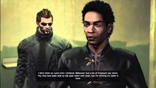 Deus Ex Human Revolution - Hengsha (2nd Trip) - Tong