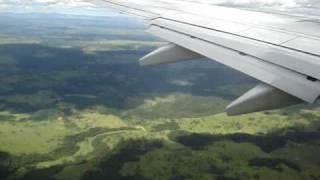 Pouso Belo Horizonte Tancredo Neves Varig 737-700