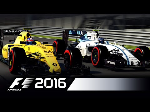 F1 2016 - Accolades trailer [US]
