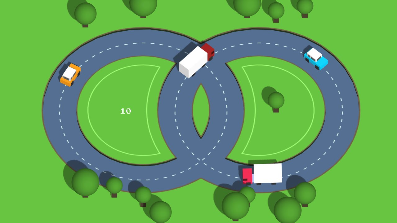 Three.js Game Tutorial: Learn Three.js While Building A Traffic Run Game
