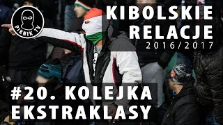 KIBOLSKIE RELACJE | 20. kolejka ekstraklasy (2016-2017) | PiknikTV