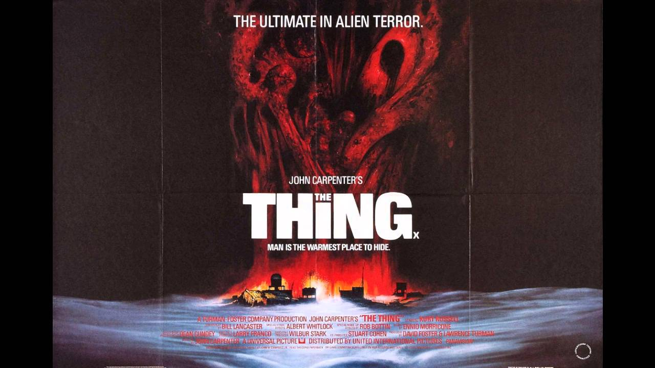 John Carpenter's The Thing Commentary - YouTube