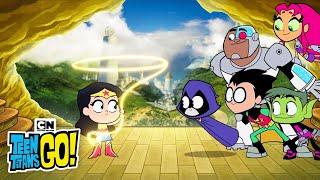 Teen Titans GO! Sinemaya | Klip | Cartoon Network Genişletilmiş