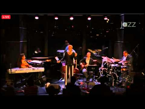 Carmen Lundy live is truly something special: Music on Jazz at Lincoln Center: