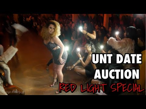 |Vlog No. 17| : UNT DATE AUCTION #REDLIGHTSPEACIAL | Savage Beauty