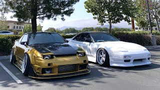 Same Car, Different Taste. Tнis Is How To Build A 240SX/180SX!!! /S02E50
