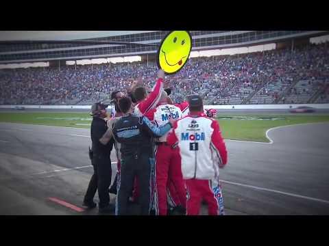 Texas brings drama to NASCAR Playoffs, Harvick heads to Championship 4