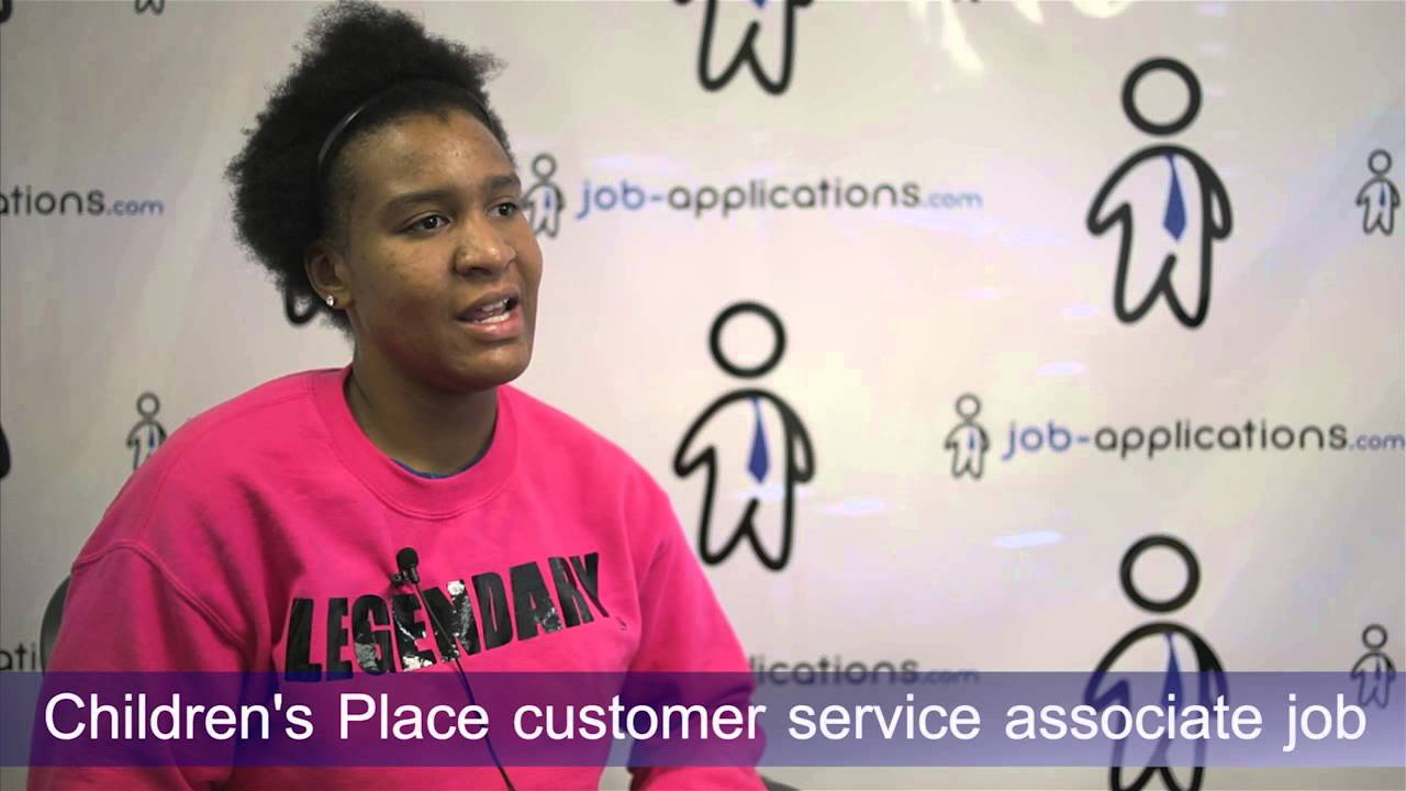 The Children S Place Interview Sales Associate