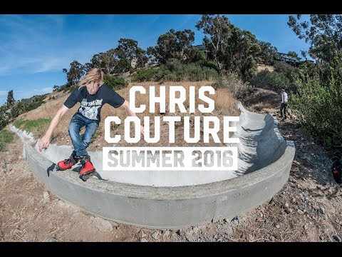 Chris Couture | Summer 2016