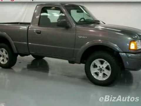 2005 ford ranger 2wd regular cab 6 ft box edge truck youtube. Black Bedroom Furniture Sets. Home Design Ideas