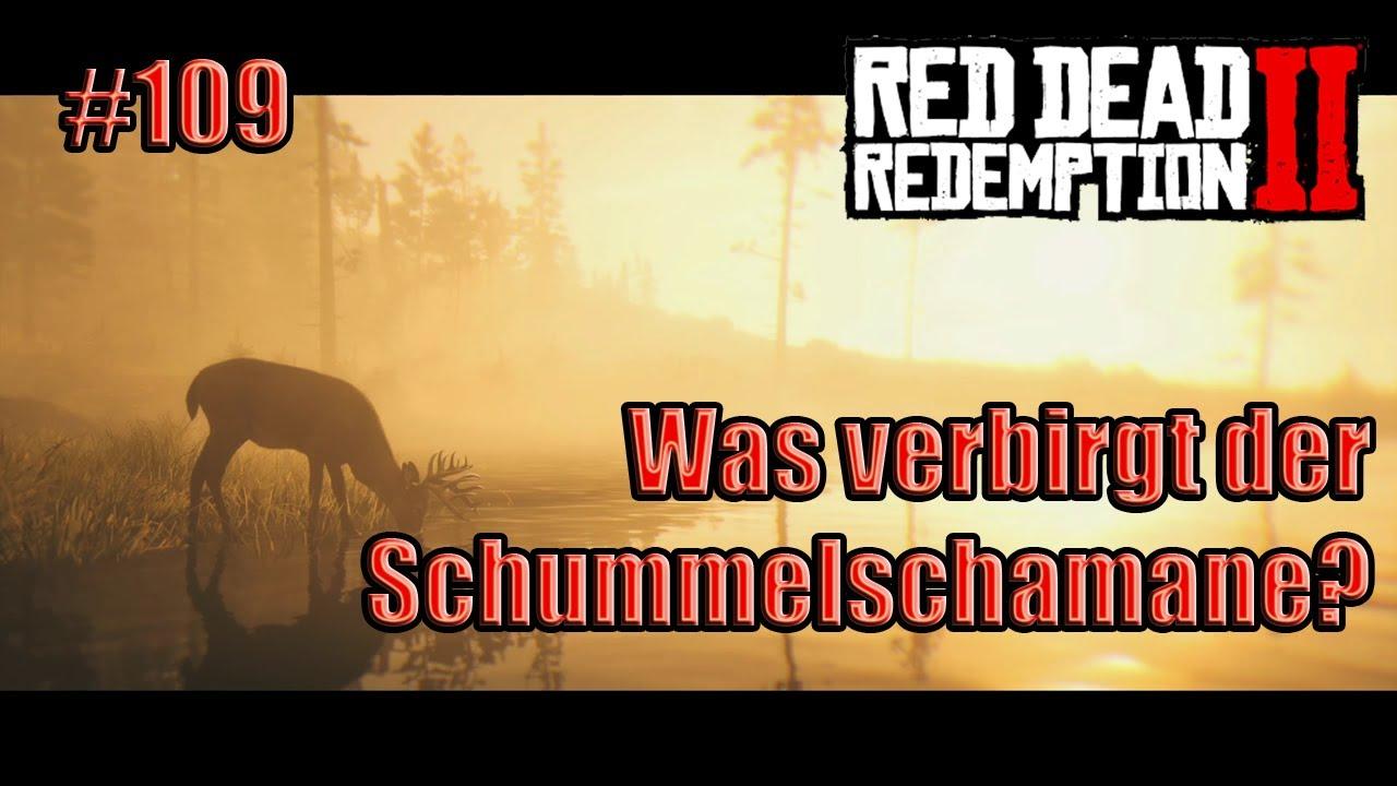 #109 - Was verbirgt der Schummelschamane? - RDR2 PC - YouTube