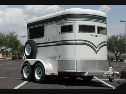 Used Miley Horse Trailer For Sale In AZ