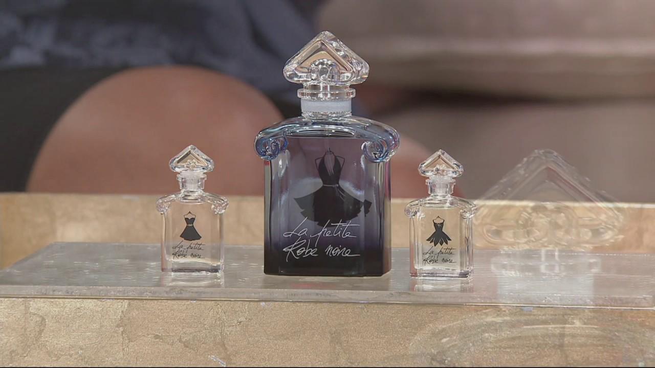 Guerlain La Petite Robe Noir Intense 17 Oz Eau De Parfum On Qvc