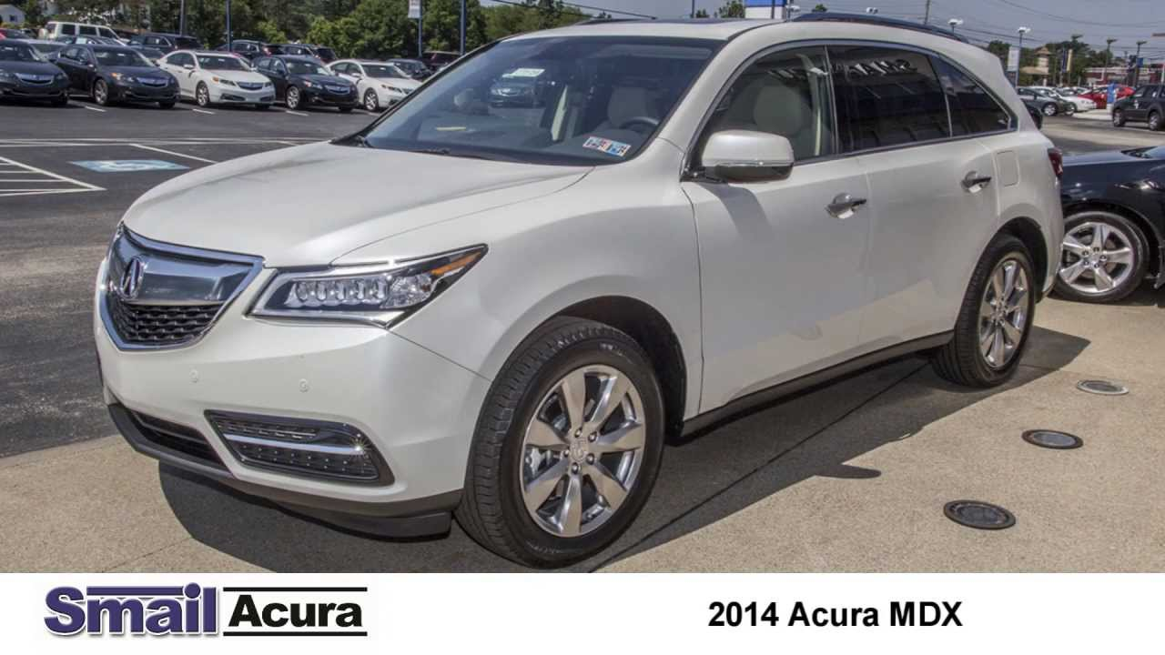 2014 acura mdx advance package youtube. Black Bedroom Furniture Sets. Home Design Ideas