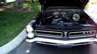 1965 Pontiac GTO 389 Tri V8