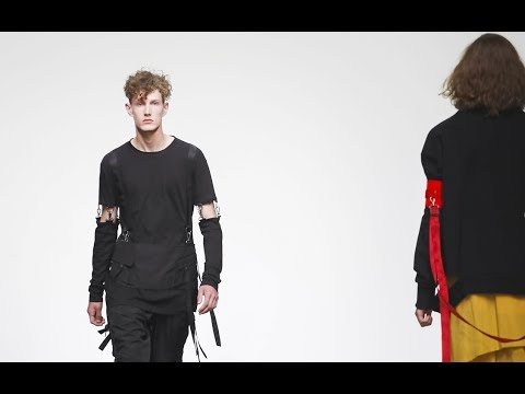 D.Gnak | Spring Summer 2018 Full Fashion Show | Menswear