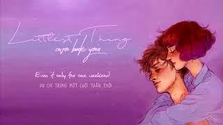 [Lyrics + Vietsub] Littlest Thing - Lily Allen Cover by Baek Yerin
