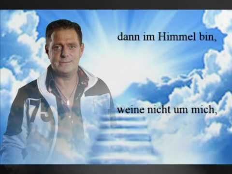 Wenn ich mal im Himmel bin - Peter Andree