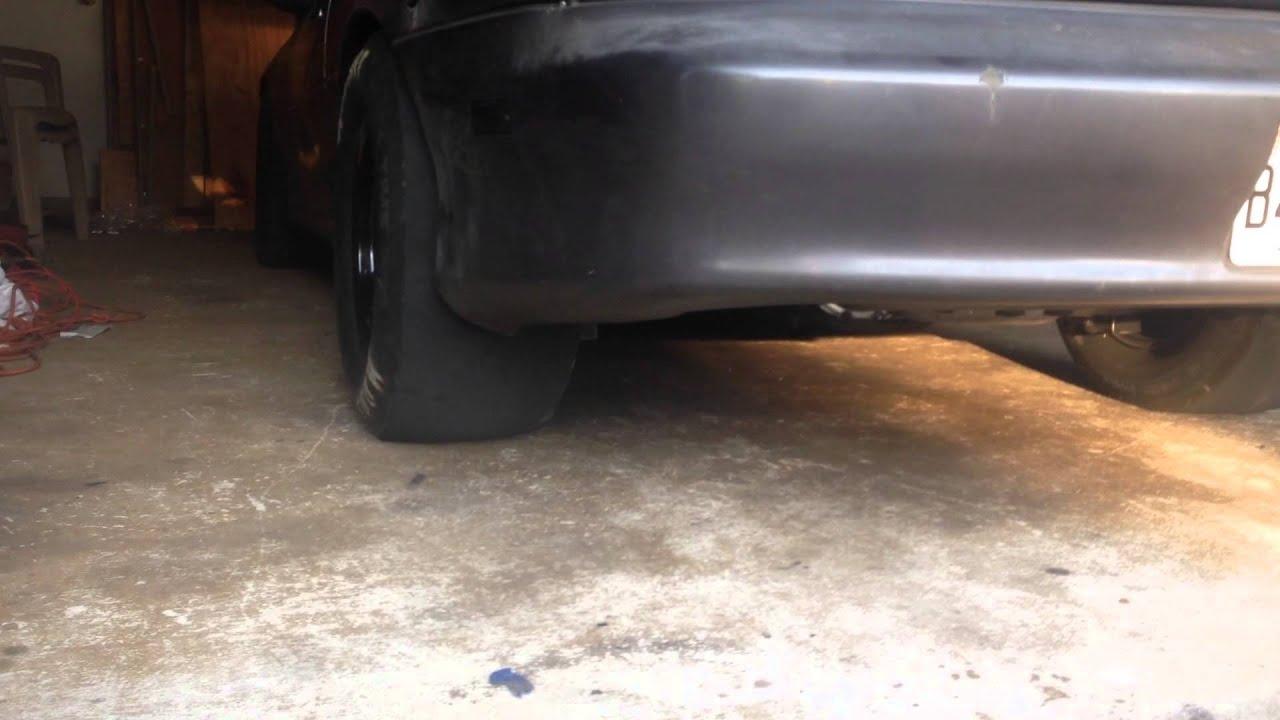 Cammed ls1 mufflex style 3 5 exhaust