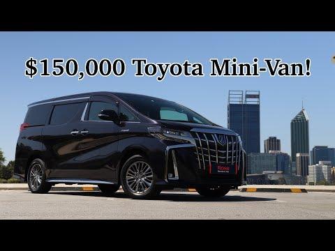 Toyota Alphard Review. The Luxury JDM Mini-Van (AH30)