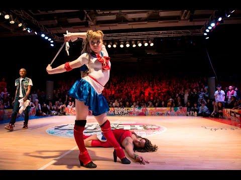 "STREETSTAR 2013 - Vogue Femme Final Battle Lasseindra (FRA) vs Ida""Inxi"" Holmlund (FIN)"