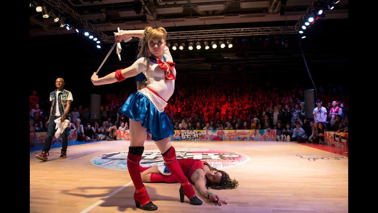 "Download STREETSTAR 2013 - Vogue Femme Final Battle Lasseindra (FRA) vs Ida""Inxi"" Holmlund (FIN)"