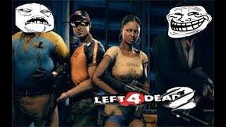 Беги чтобы  выжить!!!!!!!!!!!►Left 4 Dead 2 game play(Online