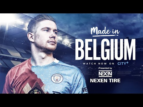 KEVIN DE BRUYNE | MADE IN BELGIUM | THURSDAY 10th SEPTEMBER | CITY+
