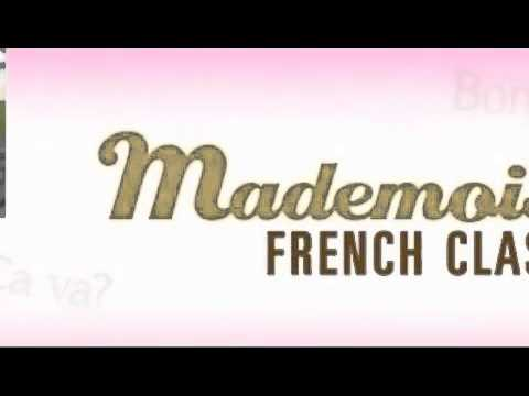 Mademoiselle French will teach you French in Los Angeles or Online. Book Her Now!