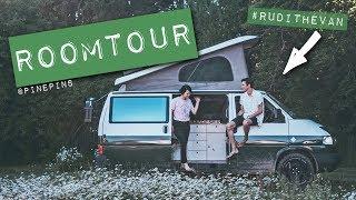 ROOMTOUR - der schönste VWT4 Camper Van!