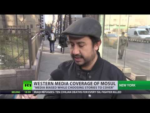 'Media biased while choosing stories': Americans react to MSM silence about Mosul