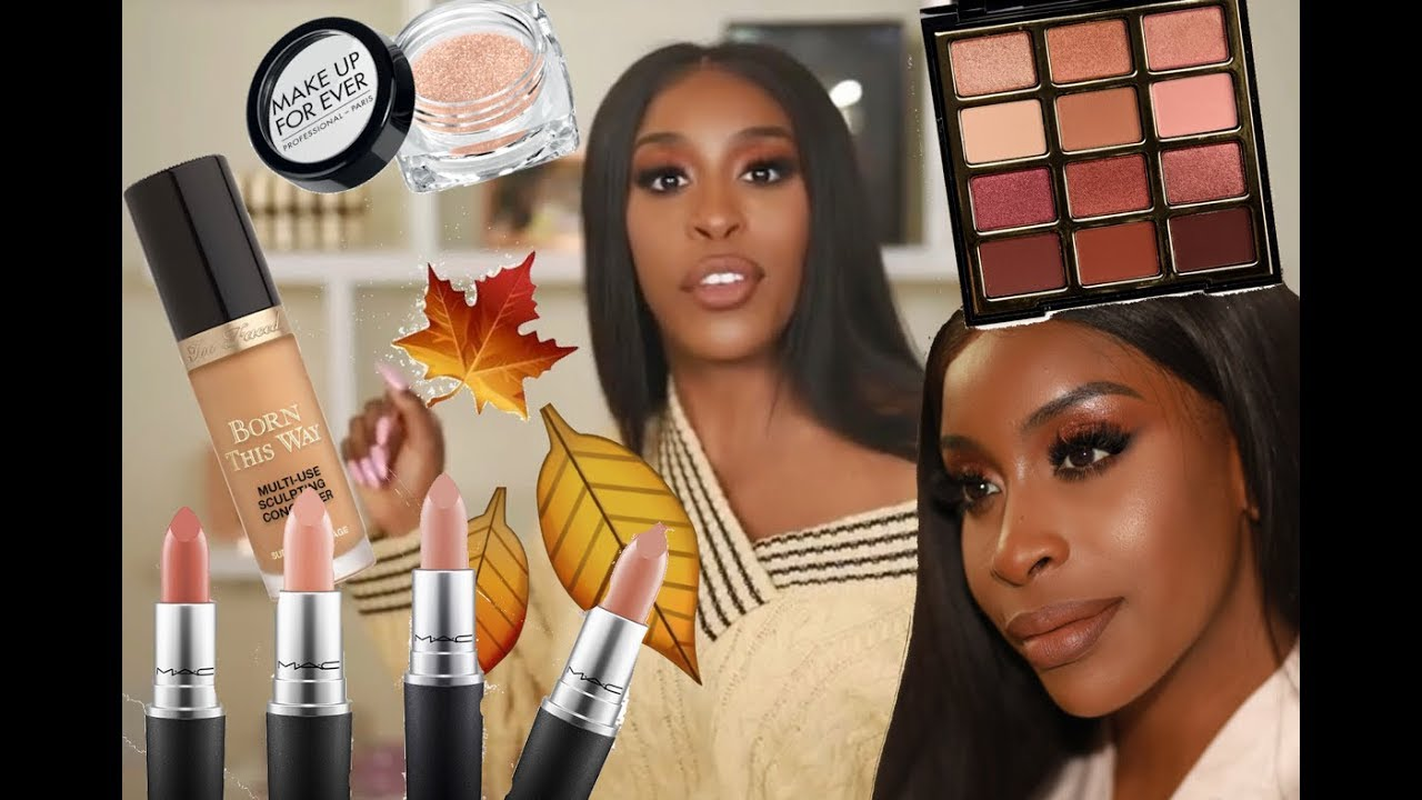 46ab73b3d8 FALL Sweater Weather Glam Makeup