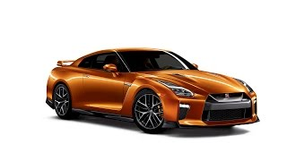 Replay: New 2017 GT-R Revealed Live!