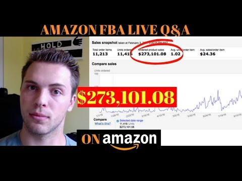 How To Make A FULL TIME INCOME Selling On Amazon With No Experience