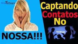 Como capturar contatos pro seu negócio usando o Facebook