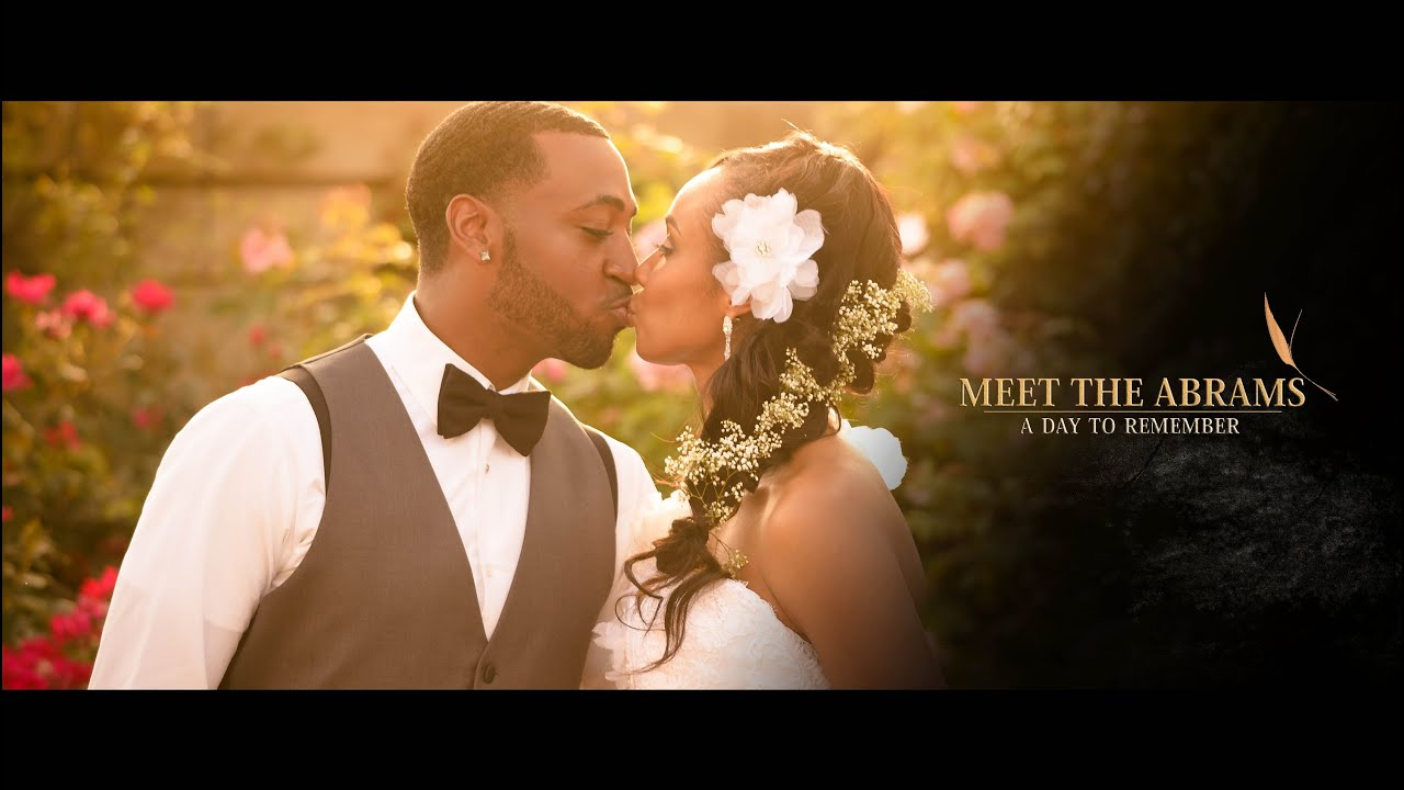Meet the abrams a day to remember wedding film youtube m4hsunfo
