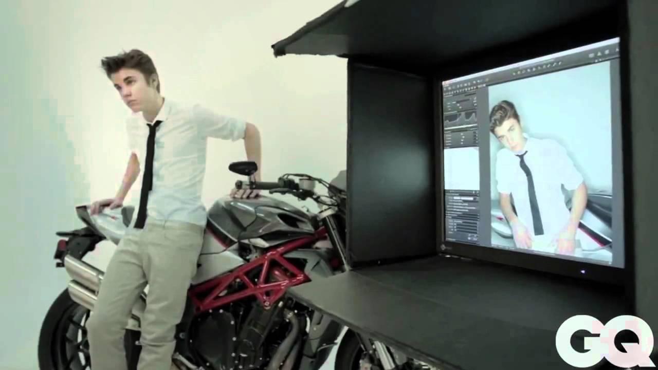 Justin Bieber Latest Photoshoot Full Hd Wallpaper: Justin Bieber's Hot New Photoshoot For GQ (Swaggy Adult