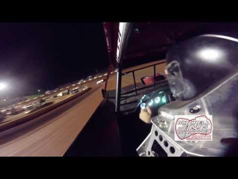 Rodney Martin In-Car Dixie Speedway 5/27/17!