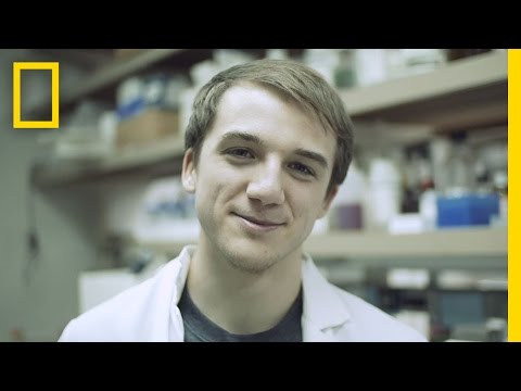 17-Year-Old Cancer Researcher Already Making an Impact | Nat