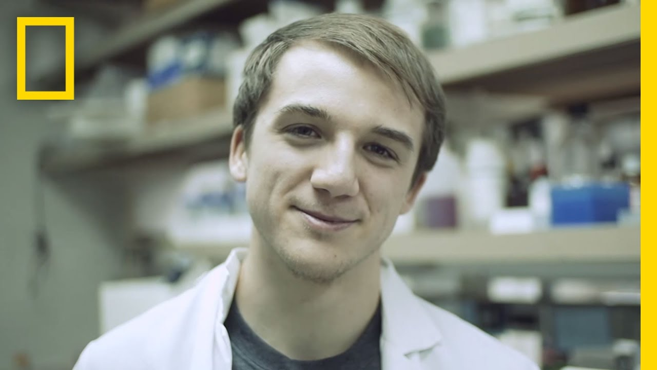 17-Year-Old Cancer Researcher Already Making an Impact | National Geographic