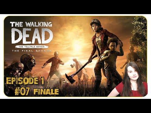 Nicht dein ERNST!? #07 The Walking Dead: Final Season [deutsch/Facecam] - Episode 1