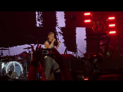 Depeche Mode - Strangelove - Martin Gore Acoustic (Live at Madison Square Garden, NYC 9/11/2017)