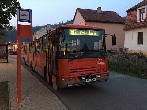 Karosa C943  3AI 4265 (9504) ARRIVA PRAHA, Liaz+ZF