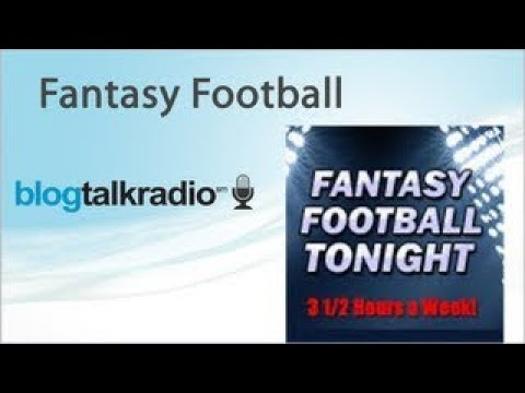 Sports - Fantasy Football Tonight Premiere